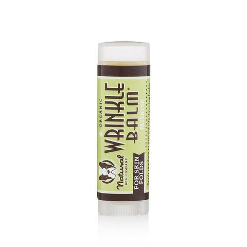 Natural Dog Company - Wrinkle Balm Travel (0.15 oz stick) - ShopFawU