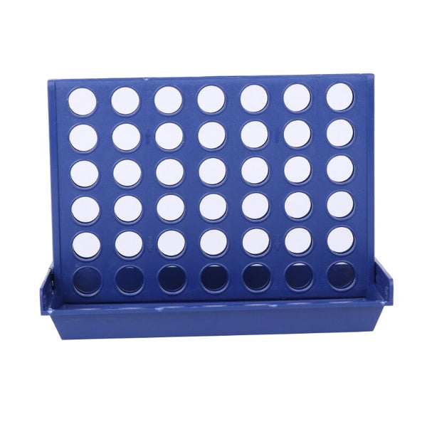 Connect 4 Game Classic Master Foldable Kids Children Board Toys