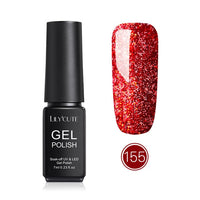 Gel Nail Polish Varnishes Semi Permanent Soak Off UV Gel UV Led Gel Polish Base Top Coat