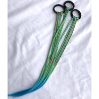 Elastic Hair Rope Rubber Bands Braides Hair Accessories Wig Ponytail Hair Ring
