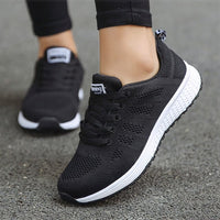 Women Shoes Super Light Sneakers For Women Vulcanize Shoes Sport Walking Sneakers