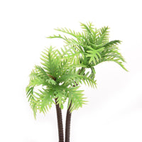 Artificial Resin Coconut Tree Fish Tank Ornament - Rictons