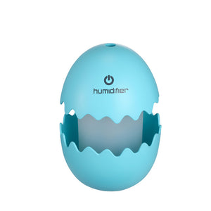 Aroma Air Humidifier USB Ultrasonic Mist Maker funny Egg