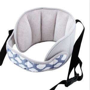 Baby Kids Boy Girl Head Neck Support Car Seat Belt Safety Headrest Pillow Pad Protector Unisex Car Seat Pillow Over 3Years