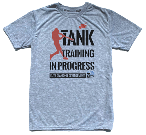 Tank Training (Color) T-Shirt