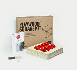 S1 Wall fixing Kit - Fir Wood