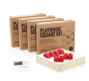 S4X Kit - Fir Wood