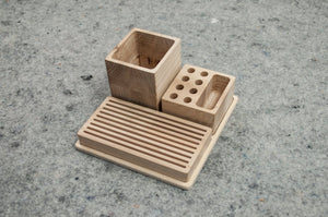 Desk organiser - Pencil holder organizer - Desk organizer gift  - Desk organizer ideas