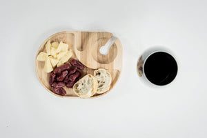 Breakfast Tray - Serving Tray - Wooden Tray Gift - Romantic Gift