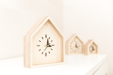 Desk Clock, Desk Decor, Wood Clock, Table Clock, Desk Clocks Gifts, Rustic clock, Desk Gift For Her, Desk Gift Wooden, Desk Decor Clock