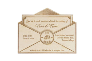 Wood save the date, 20pcs, Wedding invitations, Wooden invites, Wooden invitation, Engraved invitation, Rustic invitation, Anniversary party