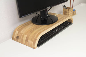 Laptop Stand - Laptop Tray - Computer Stand - Monitor Stand - Laptop Holder - Lap Desk - Computer Stand - iMAC Stand - Monitor Riser