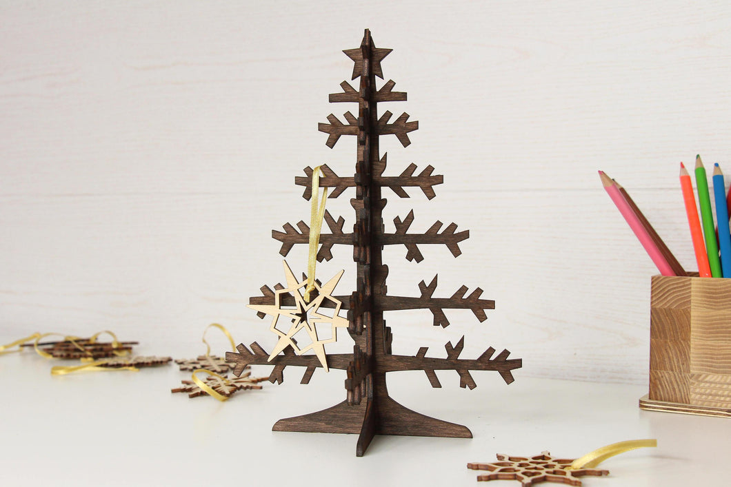 Christmas Tree, Small Christmas Tree, Wood Christmas Tree, Wooden Tree