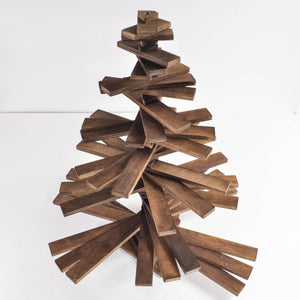 Wooden Christmas Tree,Small Christmas Tree, Christmas Decorations, Christmas Gifts For Parents