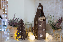 Load image into Gallery viewer, Wood Christmas Tree, Farmhouse Christmas Tree, Wooden Christmas Tree, Christmas Gifts for parents