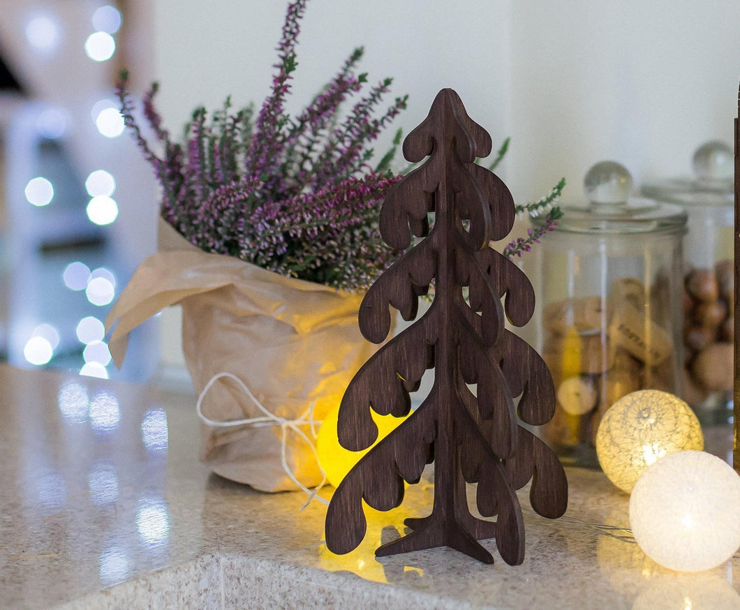 Wood Christmas Tree, Farmhouse Christmas Tree, Wooden Christmas Tree, Christmas Gifts for parents