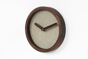 Wooden Clock, Wall Clock, Wall Clock Wood, Wood Clock, Large Wall Clock, Rustic Clock, Wooden Wall Clock, Unique Wall Clock, Modern Clock