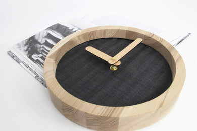 Rustic Wooden Clock, Wall Clock, Unique Wall Clock, Wooden Clock, Wood Clock, Modern Wall Clock, Modern Clock, Modern Wooden Clock
