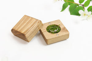 Wood Ring Box, Proposal Ring Box, Engagement Ring Box, Wedding Ring Box, Ring Bearer Box, Wooden Ring Box, Ring Box, Rustic Ring Box