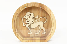 Load image into Gallery viewer, Piggy Bank, Leo, Money Bank, Money Box, Leo Zodiac, Baby Shower Gift,Astronomy, Zodiac Gifts