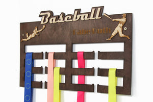 Medal Rack, Baseball, Wall Medal Hanger, Medal Holder, Medal Display, Medal Hanger, Medal Organizer, Medal Holder Wall, Medal Display Wall