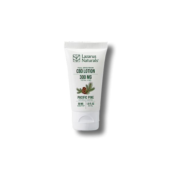 Lazarus Full Spectrum CBD Lotion