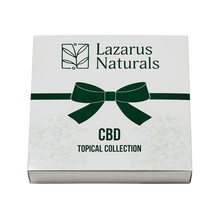Load image into Gallery viewer, Lazarus CBD Topical Gift Set