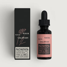 "Load image into Gallery viewer, Pachamama Full Spectrum CBD Oil ""Kava Kava Valerian"""