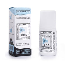 Load image into Gallery viewer, Pachamama Icy Muscle CBD Gel