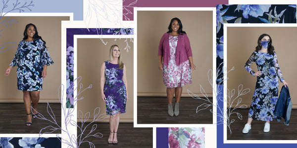 An Insider's Sneak Peak At Our Upcoming Amethyst Edit