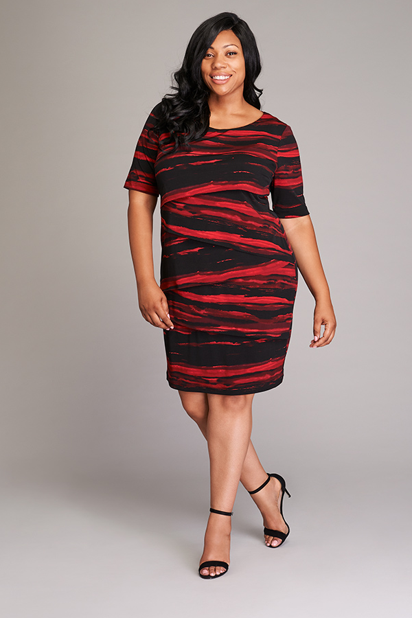 The Brandy Dress | Connected Apparel