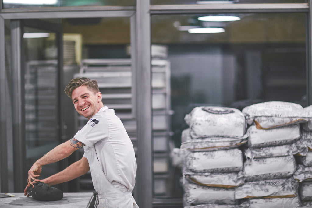Getting to Know Vue: James McMurray, Head Baker