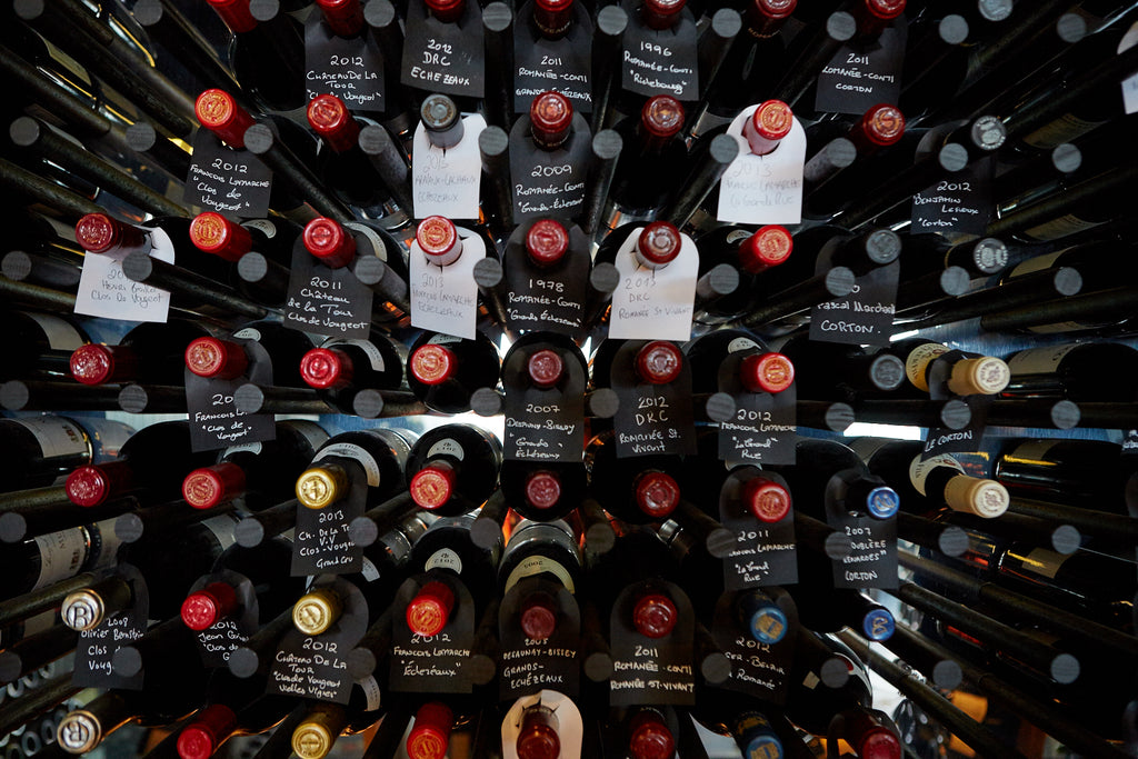 Educate Yourself with Vue: Red Wines