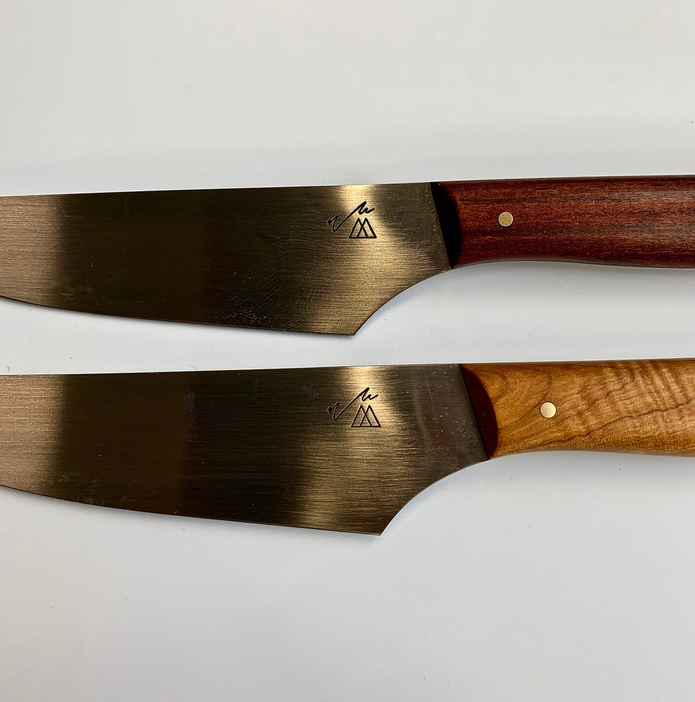 Mathieu Dechamps Set of 4 Steak Knives