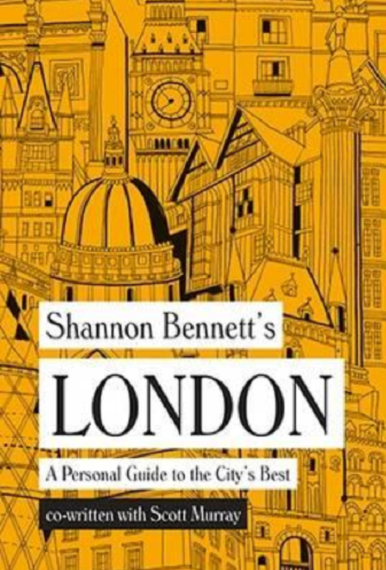 Shannon Bennett's London