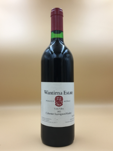1993 Wantirna Estate 'Amelia' Cabernet Sauvignon/Merlot, Yarra Valley