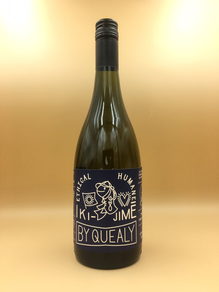 2018 Iki-jime by Quealy Riesling