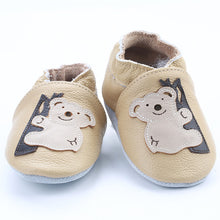 Load image into Gallery viewer, Skid-Proof Baby Shoes with Soft Genuine Leather