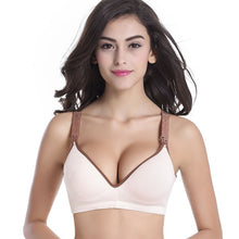 Load image into Gallery viewer, Breastfeeding  Maternity Nursing Bras Set