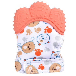 Baby Silicone Mitts for Teething