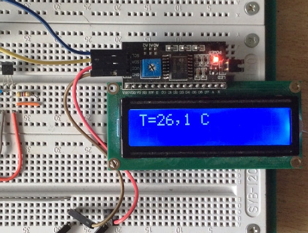 🌤 How to connect the temperature and humidity sensor DHT11 to Arduino