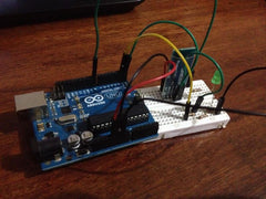 📱 LED control using Arduino, Bluetooth module and Android-smartphone