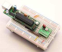 🌦 Do-it-yourself electronic barometer