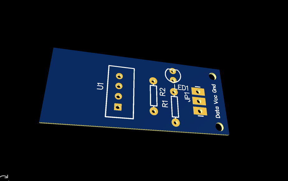 ⚡️ EasyEDA: the first PCB (by yourself)