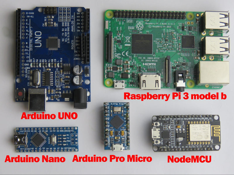 Arduino or Raspberry PI?