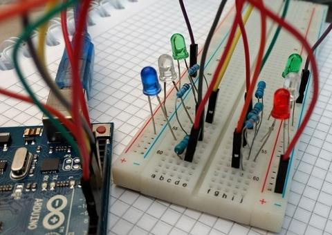 ❓ How to quickly assemble circuits on breadboard