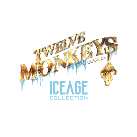 Twelve Monkeys Ice Age (30ml)
