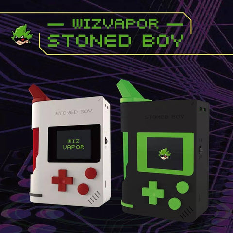 royalvapekitsilano - STONED BOY BY Wizman710 - Wizman710 - DRY HERB / OIL & WAX