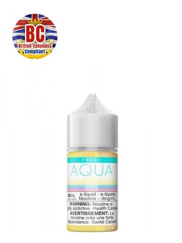Aqua eLiquid (30ml)