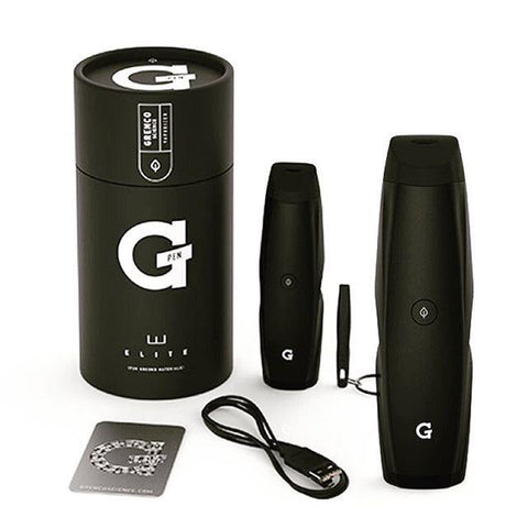 royalvapekitsilano - Grenco Science G-Pen Elite - grenco - DRY HERB / OIL & WAX